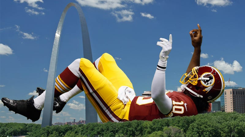 Illustration for article titled Beat Me In St. Louis: Your NFL Late Games Viewing Guide