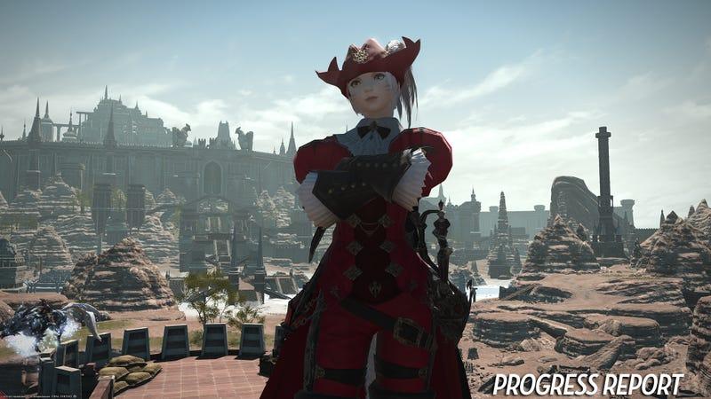 Illustration for article titled Stormblood Makes Final Fantasy XIV A Better Game