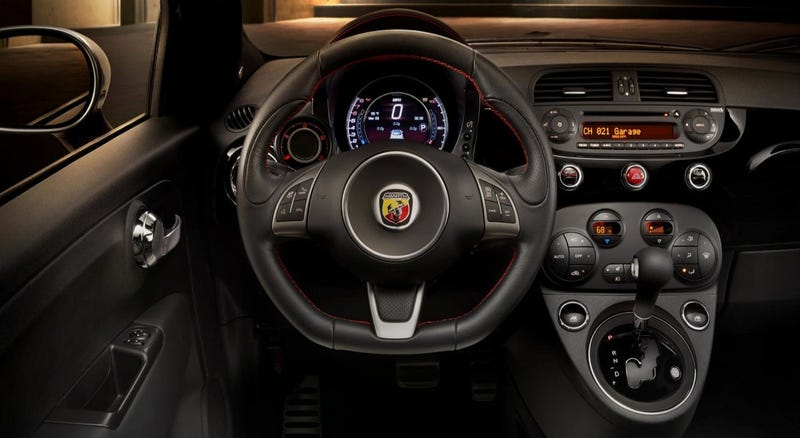 The Fiat 500 Abarth Automatic Is Necessary Heresy