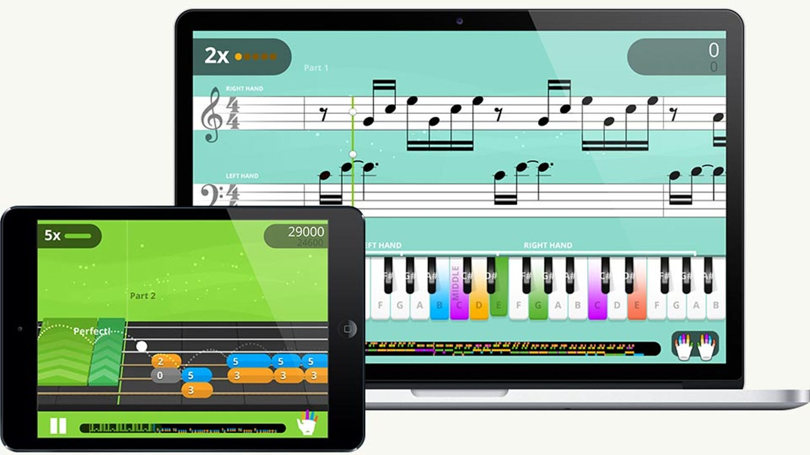 Can A Video Game Teach Your Kid To Play An Instrument