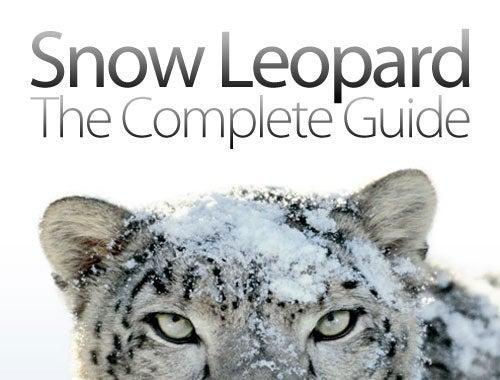 mac os x snow leopard the complete guide rh gizmodo com Red Panda Jaguar Panthera