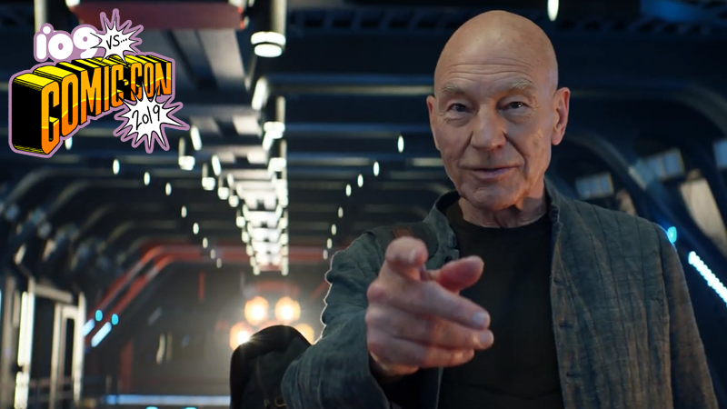 Picard's back, and he's brought some friends.