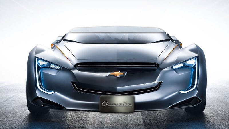 Illustration for article titled Chevy  Wants To Build A New Chevelle One Way Or Another