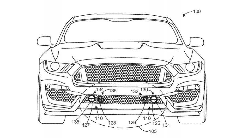 Illustration for article titled These Seven New Ford Patents Seem to Indicate That Performance Is Not Dead