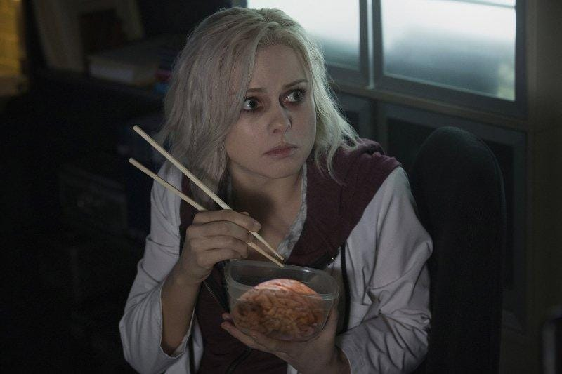 Illustration for article titled First Images From Veronica Mars Creator's New Show iZombie