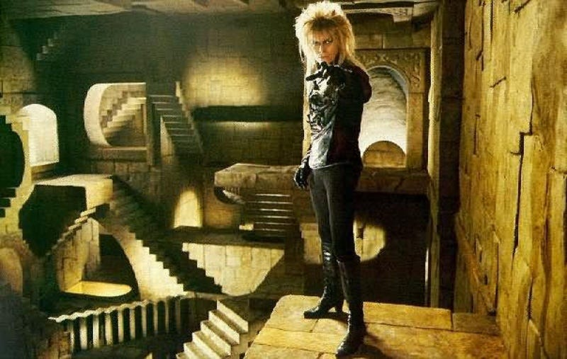 Illustration for article titled Now Sources Say A Labyrinth Sequel Is NOT In The Works