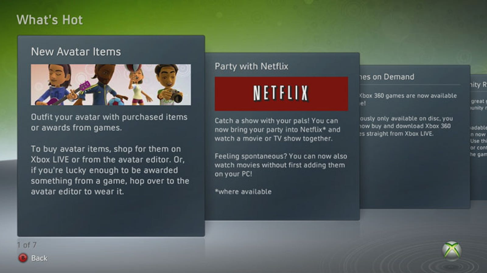 can you download netflix on xbox 360 without xbox live