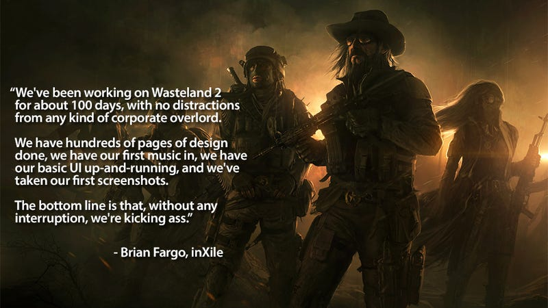 """Illustration for article titled Developers Can """"Kick Ass"""" Without Corporate Overlords Messing With Everything"""