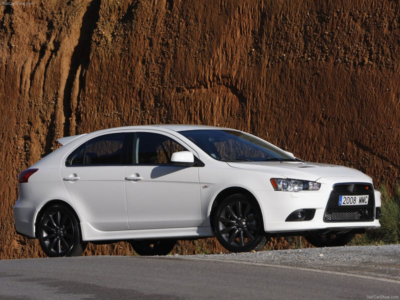 Image result for Five Features keeping Mitsubishi Lancer in the Market