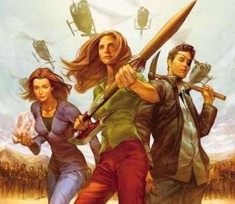Illustration for article titled Will Birds of Prey scribe Gail Simone pen Buffy the Vampire Slayer Season 9?