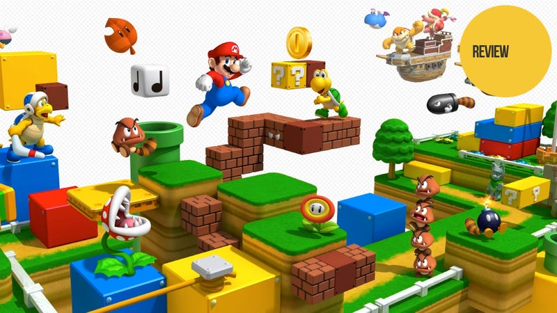 Illustration for article titled Super Mario 3D Land: The Kotaku Review