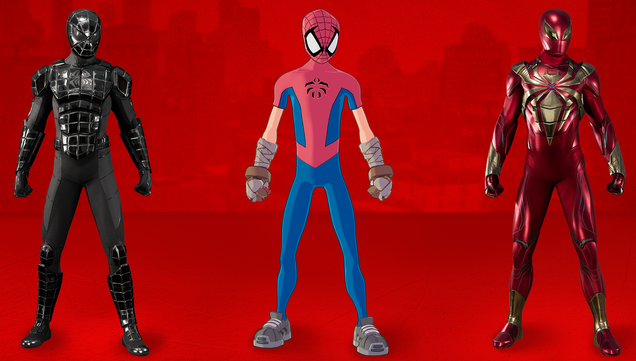 A Brief Guide to the Comics History of Spider-Man PS4 s Three New Suits