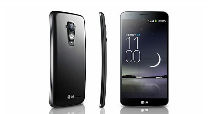 Did LG Accidentally Announce Curved-Screen G Flex? (Update: Official)