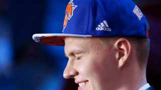 You Know What, Fine, Do A Kristaps #Knickstape, Whatever, See If I Care