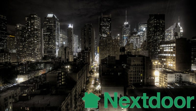 Illustration for article titled How Nextdoor and NYC Will Pioneer Socially Networked Crime Fighting