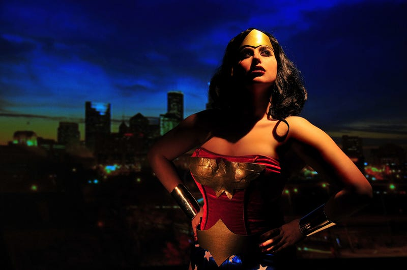 Illustration for article titled The Best Wonder Woman Cosplay on Earth