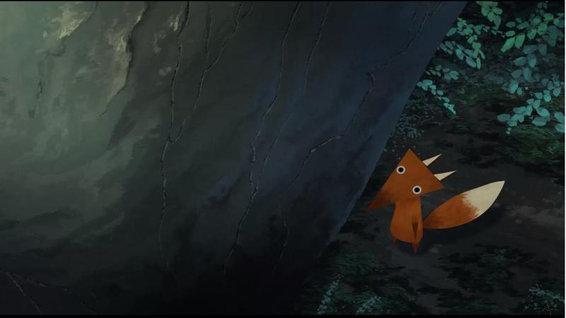 "All Images: Screenshots via ""Fox and the Whale,"" art by Robin Joseph & Kim Leow."