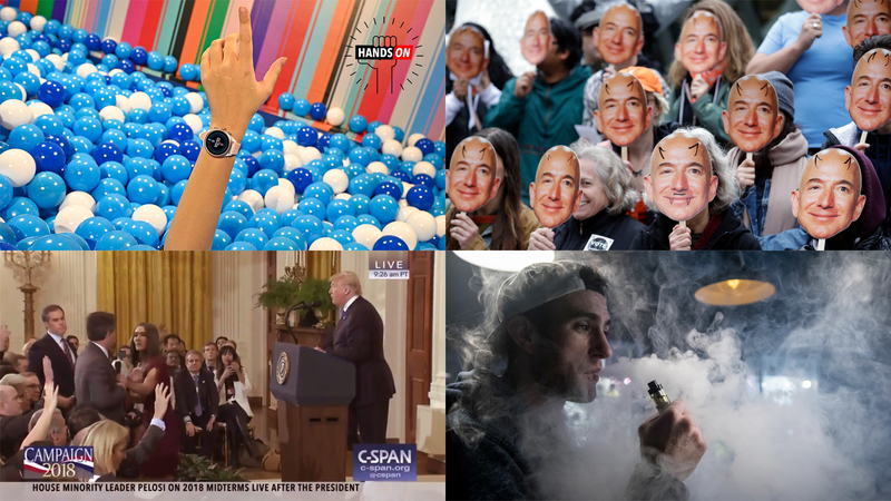 Illustration for article titled Indoor Vaping Bans, Trump's New AG, and the Home Button: Best Gizmodo Stories of the Week
