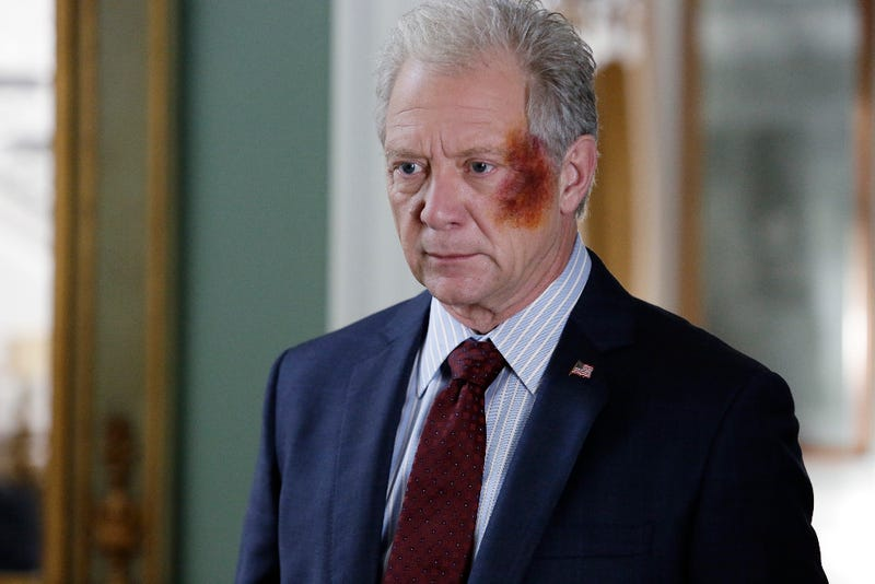 Jeff Perry as Cyrus Beene in Scandal (Nicole Wilder/ABC)