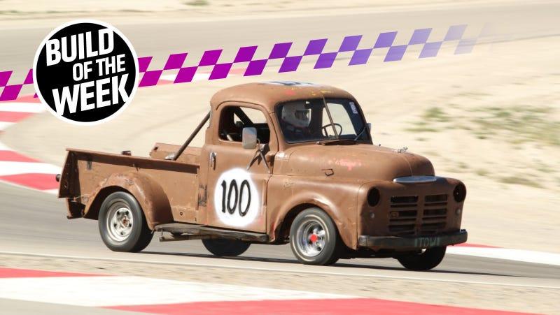 Racing A 1950 Dodge Truck Was The Easy Partrhjalopnik: 1937 Dodge Pickup Wiring Harness At Gmaili.net
