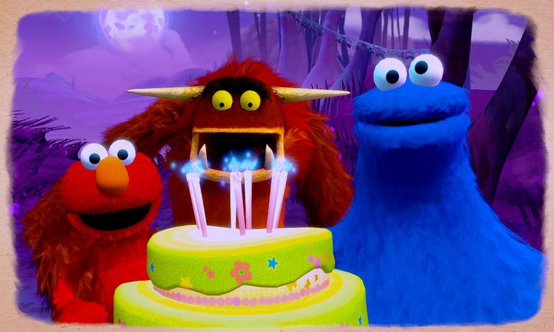 Illustration for article titled The Next Big Thing From The Makers of Brutal Legend is... Sesame Street?