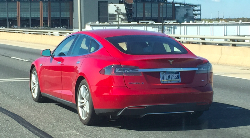 Last Week, I Passed A Tesla Model S With The Personalized License Plate U201c0  EMISSN.u201d It Was The Eighth Model S I Had Seen That Day, And The Third With  Some ...