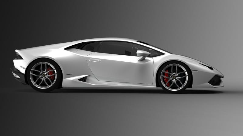 Illustration for article titled The New Lamborghini Huracan LP 610-4: A New Dimension In Luxury Super Sports Cars