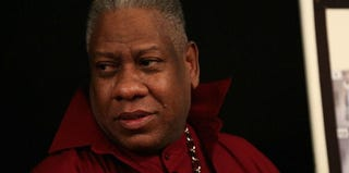 André Leon Talley (Astrid Stawlarz/Getty Images)