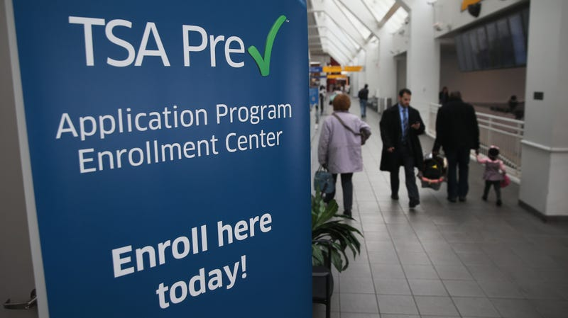 Illustration for article titled Renew Your TSA Precheck Membership Online Up to Six Months Before it Expires