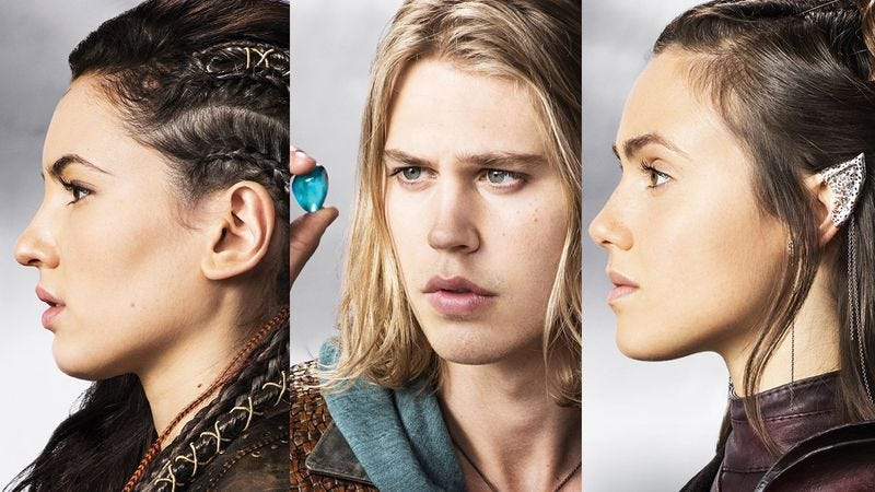 The Shannara Chronicles replaces fantasy folksiness with grave-faced sexiness