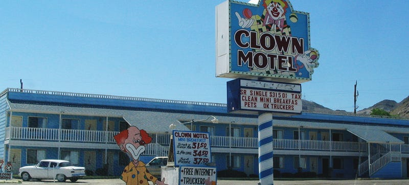 Illustration for article titled What's The Creepiest Roadside Motel?