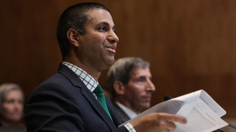 Illustration for article titled Here's Why the Sinclair Deal May Be Too Slimy for Ajit Pai's FCC