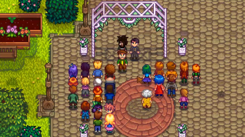 how to get past bouncer stardew valley