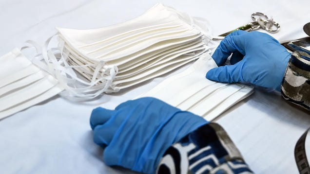 These Guys Repackaged Nonmedical Masks and Tried to Sell Them to Texas Health Workers: Report