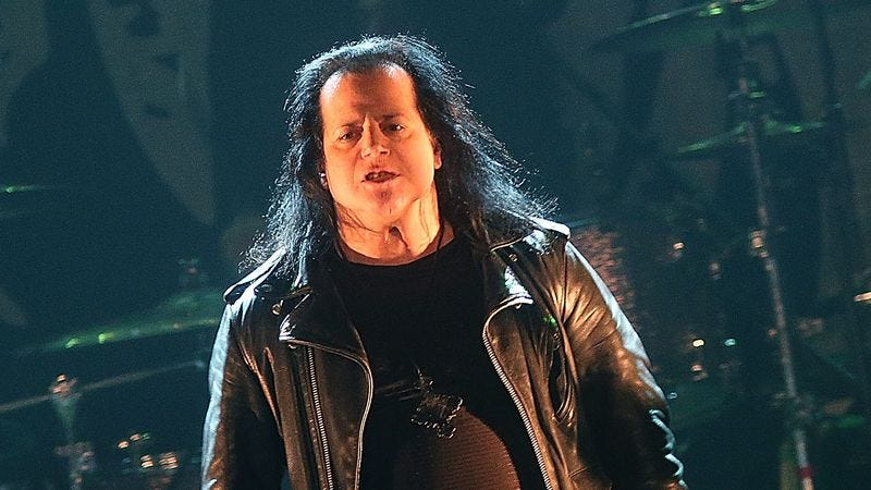 Danzig built a torture castle for his upcoming heavy metal festival
