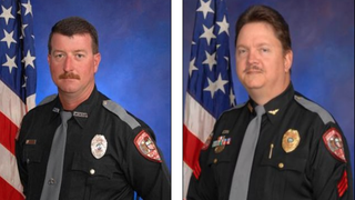 George Hunnewell and David Borst Fruitland Police Department
