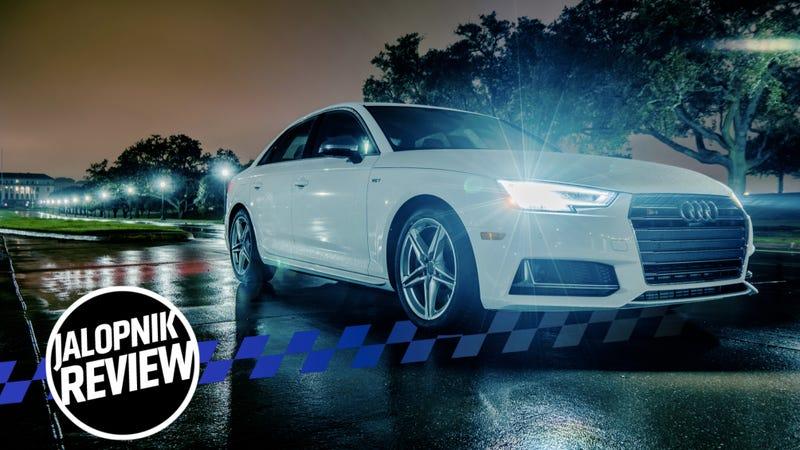 The Audi S Is A Horsepower Rocketsled That Proves Sedans - Audi s4