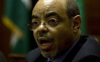 Meles Zenawi (Tony Karumba/AFP/Getty Images)