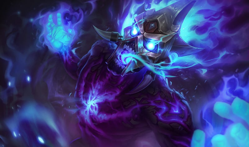 Illustration for article titled New League Of Legends Skin Makes Brand Look Like The Witch Doctor