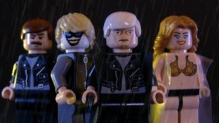 Illustration for article titled Behold, Blade Runner à la LEGO