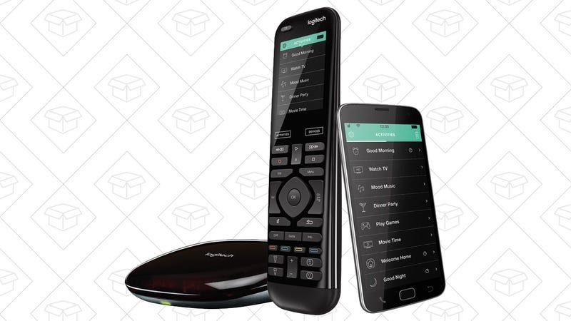 Logitech Harmony Elite | $250 | Amazon