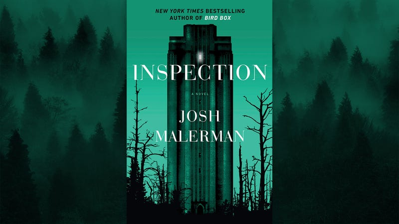 Illustration for article titled Bird Box's Josh Malerman returns with Inspection, a messy and timely coming-of-age thriller
