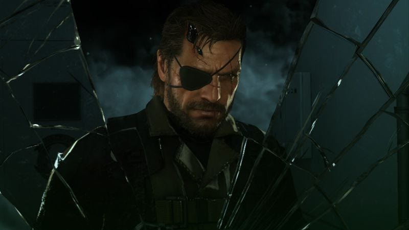 Without its deleted finale, Metal Gear Solid V has no ending