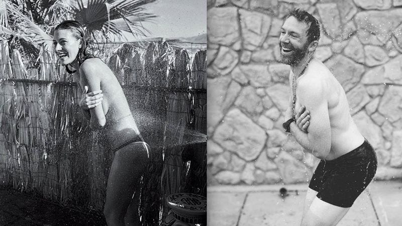 Photo: Beau Grealy/GQ (L) & Outdoor Research (R)