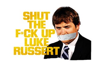 Illustration for article titled What It's Like to Complain to MSNBC About Luke Russert