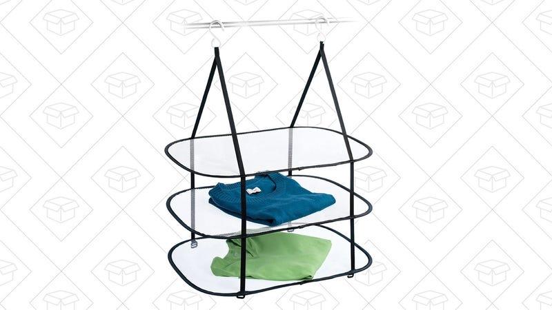 Hanging Sweater Dryer, $8