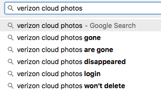 How to Get Your Photos Out of Verizon's Leaky Cloud Service
