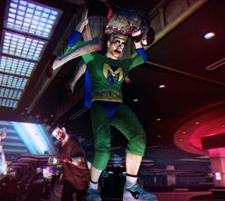 Illustration for article titled Dead Rising 2's Dark Comedy and Interactive Vomit