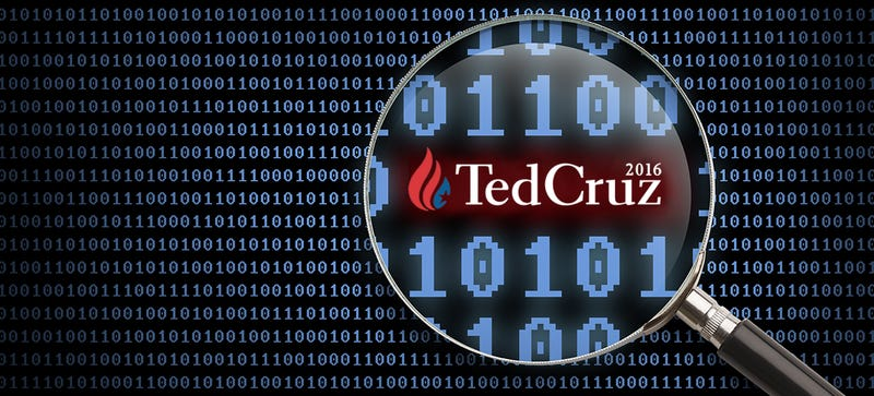 Illustration for article titled Ted Cruz's Campaign Website Sure Looks Easy To Hack