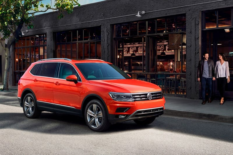 Illustration for article titled I have a problem with the 2018 Tiguan